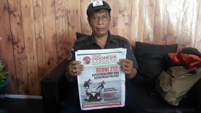 Bawaslu Serahkan Kajian Konten Tabloid Indonesia Barokah ke Dewan Pers