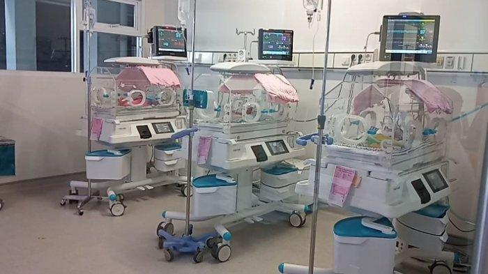 Cerita Ayah Bayi Kembar Tiga yang Lahir Prematur di Pangandaran, Memang Sudah Ada Turunan