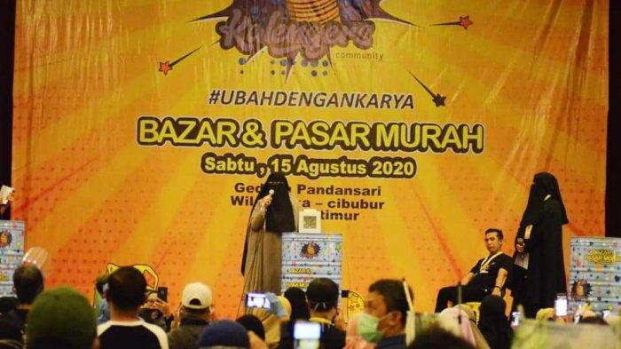 Gelar Bazar Murah, Komunitas Kalengers Ingin Bantu Permasalahan Ekonomi Warga Terdampak Covid-19