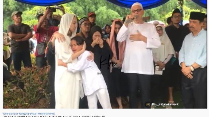 Sempat Histeris saat Pemakaman Ashraf, Kini Noah Sinclair Anak BCL Sudah Bisa Ngobrol dengan Sepupu