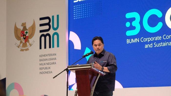 Apresiasi Kinerja Komunikasi Publik yang Baik, Kementerian BUMN Gelar BCOMSS