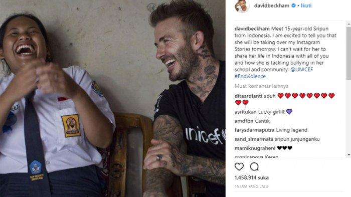 Victoria Nyodorin Tangan Agar Digandeng, David Beckham Malah Sibuk Betulin Jas