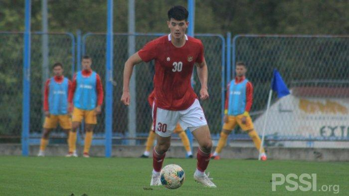 Kiper Timnas U-19 Indonesia Beberkan Kehebatan Elkan Baggott Dalam Mengawal Lini Pertahanan