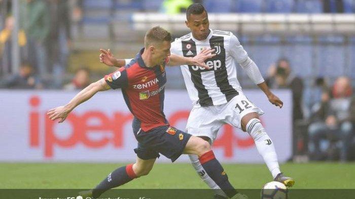 Hasil Liga Italia - Diwarnai Kartu Merah, Juventus Nyaris Kalah dari Atalanta
