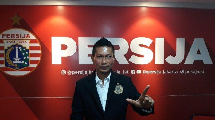 Punya Pengalaman di Sepak Bola, Ismed Sofyan Dapat Tawaran Jadi Pelatih Persija Jakarta