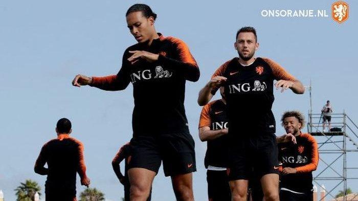 Daftar Skuad Timnas Belanda di Euro 2020:Van Dijk Absen, Bintang Barcelona & Man United Jadi Tumpuan
