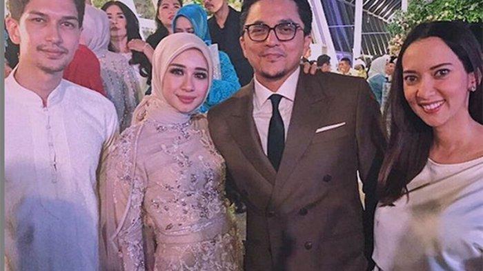 Perjalanan Cinta Laudya Cynthia Bella Bersama Engku Emran Sebelum Cerai, Nikah Setelah 5 Bulan Kenal
