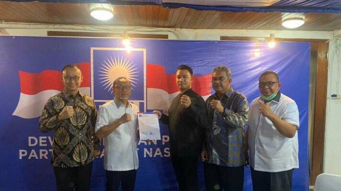 PAN Resmi Dukung Yuri Kemal di Pilkada Belitung Timur, Sekjen Eddy: Saatnya yang Mudah Bekerja