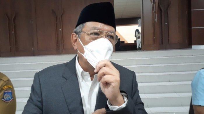 Wali Kota Tangerang Selatan Benyamin Davnie Sebut PPKM Diperpanjang, Tetap Level 3