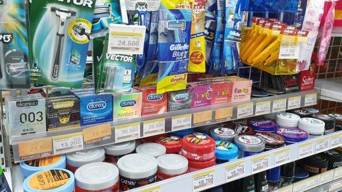 Malam Tahun Baru, Penjualan Kondom Meroket di Serpong Tangsel