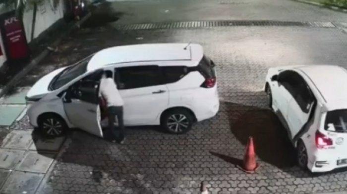 Ketiduran di Mobil Saat Parkir di SPBU, Pengendara jadi Korban Pencurian, Pelaku Juga Gunakan Mobil