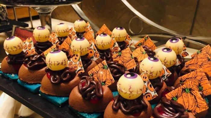 Sambut Halloween, Anigre Restaurant di Gandaria City Sajikan Menu Hidangan Berbentuk Potongan Tubuh