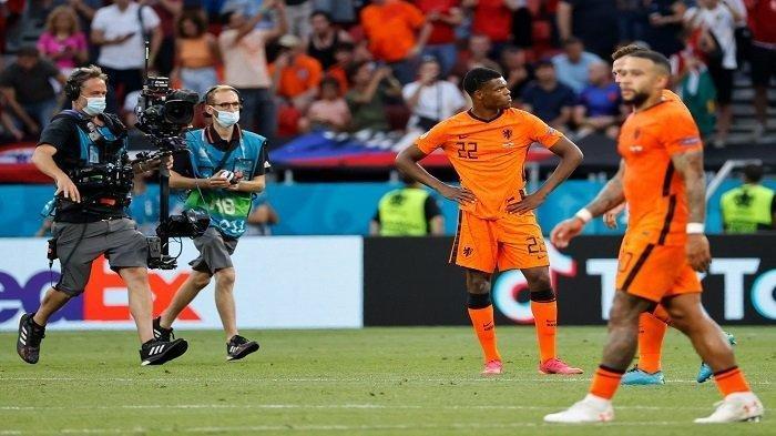Nestapa Belanda; Garang di Penyisihan Grup, Melempen di Fase Gugur, Ulangi Catatan Kelam Euro 2008