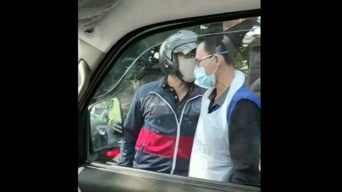 Pemotor Adang Ambulans di Depok, Pengendara Akui Pikirannya Sedang Kalut