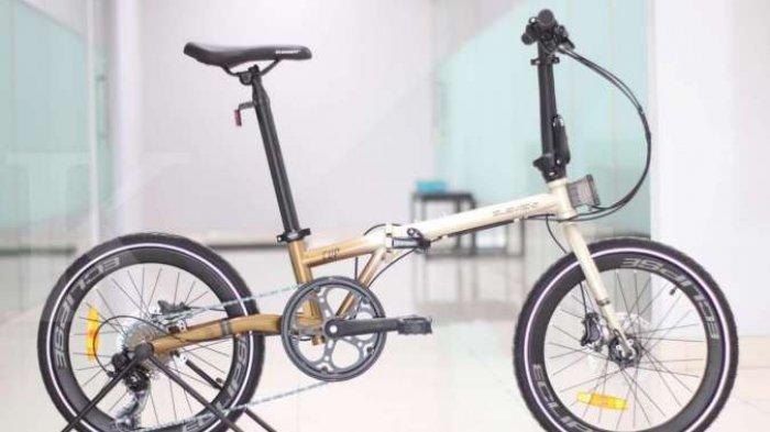 Musim Gowes, Tertarik Sepeda Lipat Element Clip? Yuk Simak Harganya