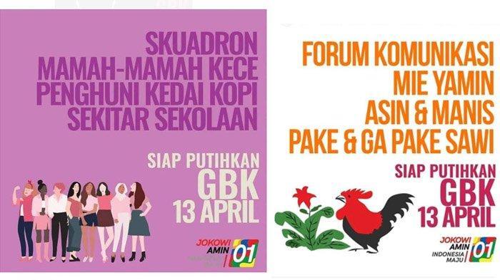 Berikut ini list komunitas yang siap putihkan Jakarta Sabtu, 13 April 2019