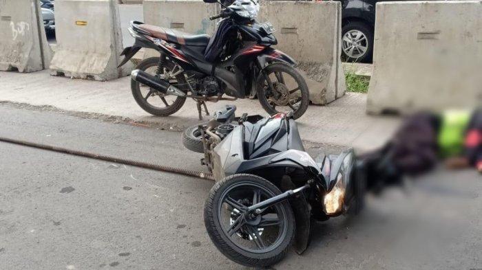 Polisi Amankan Besi dari TKP Sekuriti Tewas di Proyek Tol Jalan Raya Bekasi