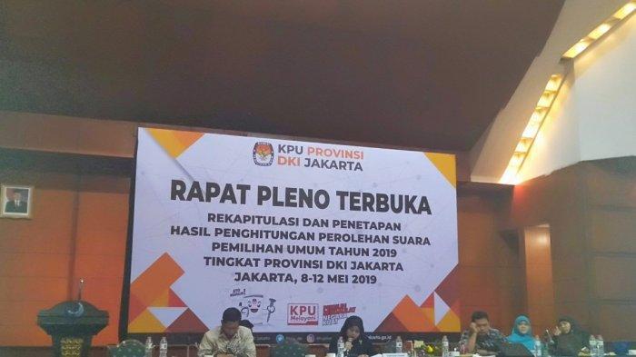Rekapitulasi Suara Jakarta Selatan, Prabowo-Sandi Dapat 723.008 Suara, Jokowi-Maruf Sebanyak 673.100