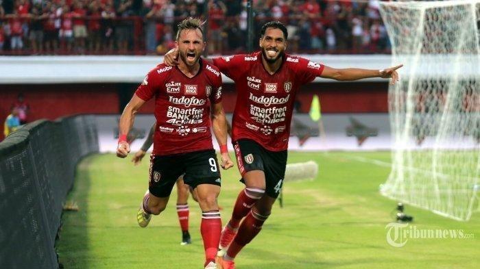 Hasil Piala Menpora Grup D: Bali United Gulung Persiraja 2-0, Persaingan Kembali Memanas
