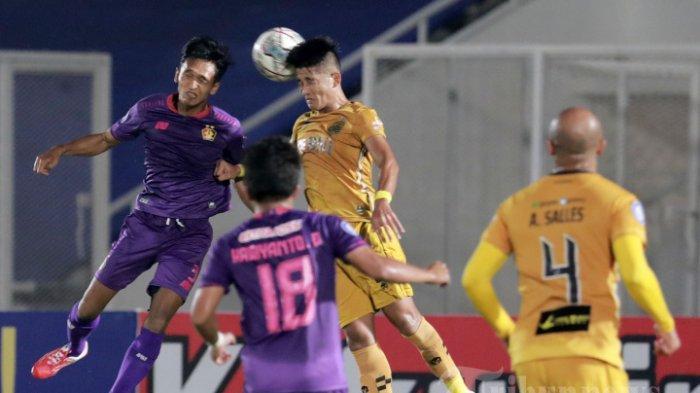 UPDATE Klasemen Liga 1 2021, Bhayangkara FC Geser Bali United dari Puncak, Persija Jakarta Terpaku