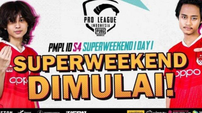 Berlangsung PUBG Mobile Pro League PMPL ID S4 Super Weekend 1 Day 1, Bigetron RA Bakal Mendominasi?