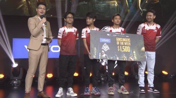 5 Tim Indonesia Melaju ke PUBG Mobile PMCO Championship SEA League di Bangkok, Bigetron RA di Puncak