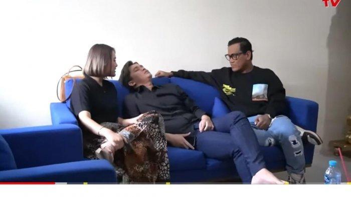 Ngaku Pernah Peluk Mantan, Billy Syahputra Nangis Minta Maaf ke Amanda Manopo: Jangan Marah Ya