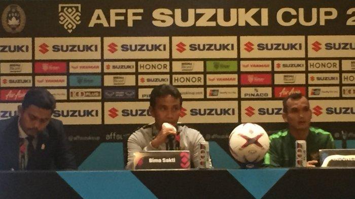 Timnas Indonesia Kandas di Piala AFF, Bima Sakti: Jangan Cari Kambing, Ini Kesalahan Saya