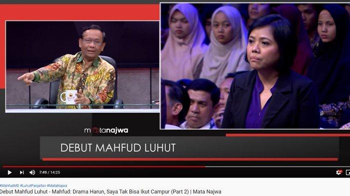 Kinerja Diberi Nilai Rendah, Mahfud MD Bocorkan Peran Pemerintah di Kasus Jiwasraya: Anda Gak Tahu!