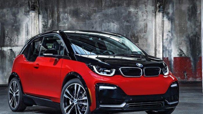 Luncurkan Mobil Listrik di GIIAS 2019, Intip Spesifikasi BMW i3s Lengkap dengan Harga Banderolnya