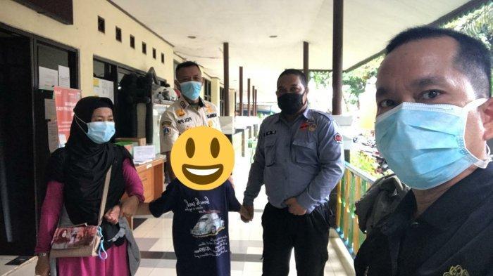 Lagi Berobat di RS Fatmawati, Bocah Ini Keluar Jalan Kaki dan Ditemukan di Kantor Camat Cilandak