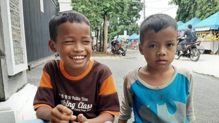 Cerita Kakak Adik Usia 11 dan 7 Tahun Arak Ondel-ondel, Takut Diculik hingga Demi Bantu Orangtua
