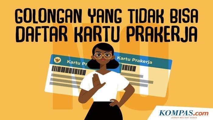 Bocoran Orang Dalam Tentang Kriteria Supaya Lolos Kartu Prakerja Gelombang 13 di www.prakerja.go.id