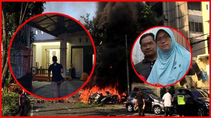 Sederet Fakta Pelaku Bom Gereja Surabaya, Satu Keluarga Jadi Bomber dan Anggota JAD