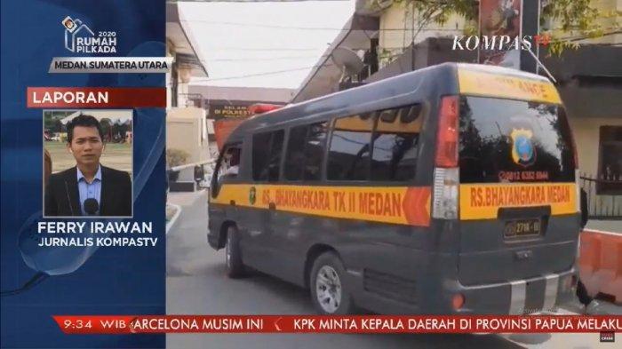 Terduga Pelaku Bom Bunuh Diri di Polrestabes Medan Sempat Dicegah Masuk, Tapi Melawan & Menerobos