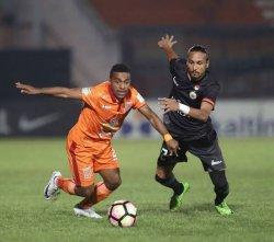 Borneo FC Vs Persija Jakarta laga lanjutan Liga 1 2017