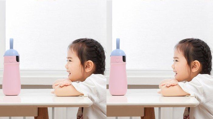 Intip Canggihnya Botol Minum Anak, Bisa Berbicara Lebih dari 250 Kalimat