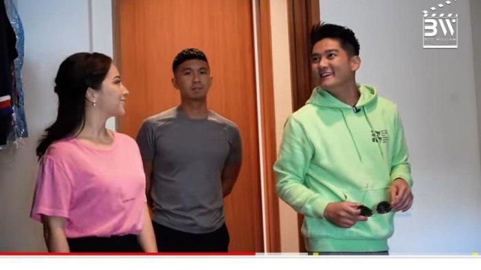 Intip Walk in Closet di Kamar Nikita Willy Bareng Suami, Boy William Heran Lihat Pesan Indra di Meja