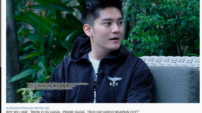 Siti Badriah Disebut Bersuara Jelek, Boy William Akui Sudah Minta Maaf: Tak Ada Maksud Menyinggung