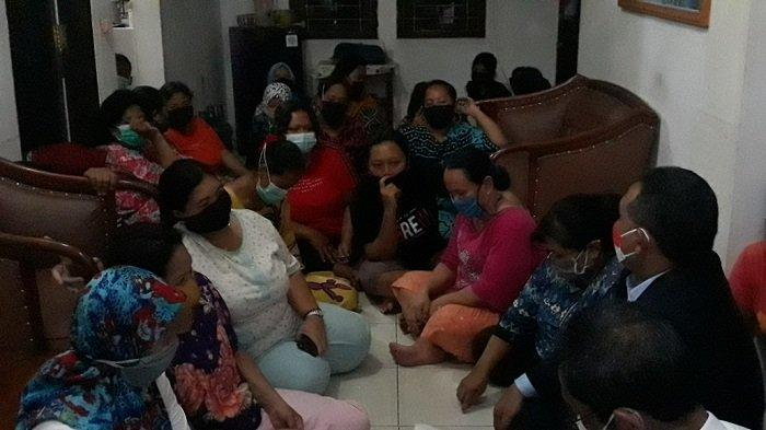 28 TKI Ilegal Diamankan dari Tempat Penampungan di Pasar Rebo