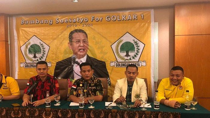 BPPG Dorong Bambang Soesatyo untuk Duduki Kursi Golkar 1