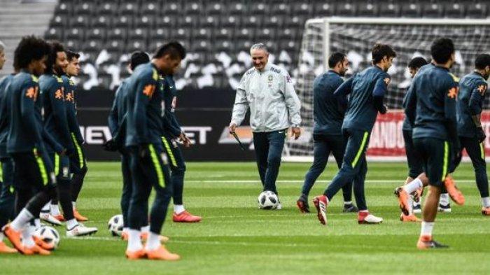 Laga perempat Final Piala Dunia 2018 Brasil vs Belgia Dianggap Terlalu Pagi