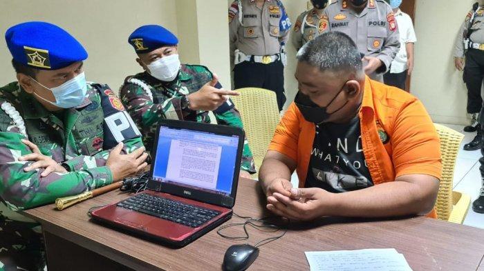 Kodam Jaya Bakal Kawal Proses Hukum Bripka CS Tembak Anggota TNI di RM Cafe Sampai Vonis Hakim