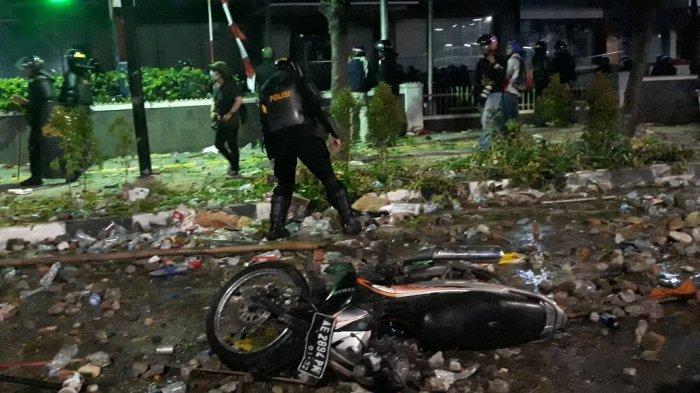 Terungkap 8 Kelompok 'Bermain' di Kerusuhan 22 Mei, Polisi: Bukan Murni Spontanitas Tapi By Design