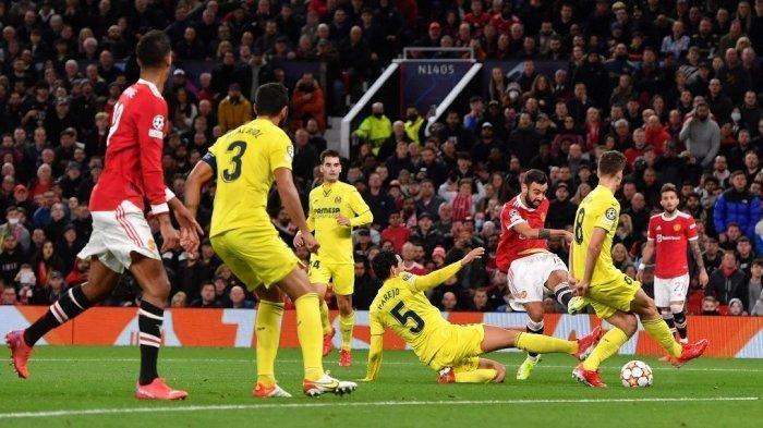 Liga Champions: De Gea, Juru Selamat Manchester United atas Villarreal & Pahlawan Cristiano Ronaldo