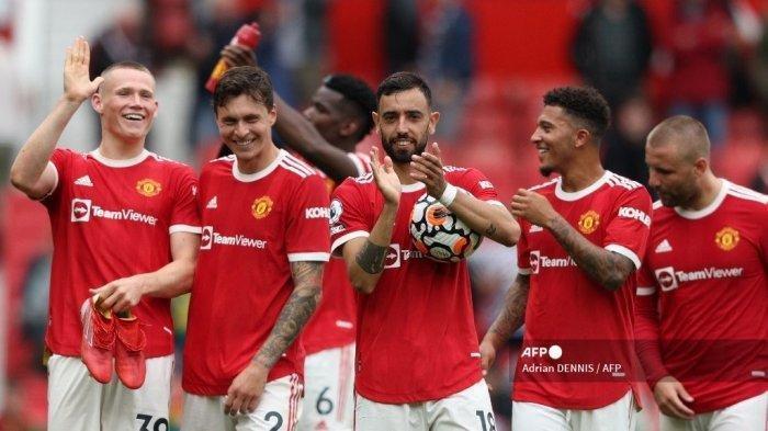Daftar 25 Pemain Manchester United di Liga Champions:Mason Greenwood Hilang, Cristiano Ronaldo Masuk