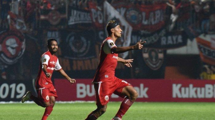 Top Skor Persija Jakarta Antusias Hadapi Kalteng Putra di Babak 8 Besar Piala Presiden 2019
