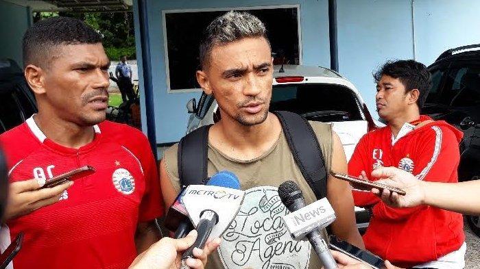 Bruno Matos Akui Sempat Izin Pada Ismed Sofyan Sebelum Ambil Penalti