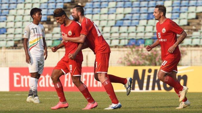 Piala AFC 2019: Persija Pimpin Klasemen, Ancaman Ceres Negros, dan Peluang Lolos