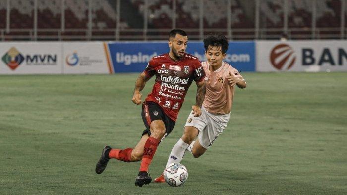 Prediksi Jadwal Liga 1 2021 Borneo FC vs Bali United, Akan Saling Serang dan Tercipta Banyak Gol?